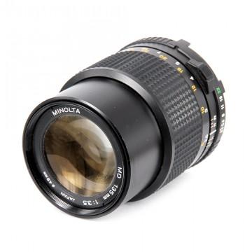 Minolta 135mm/3.5 (MD)