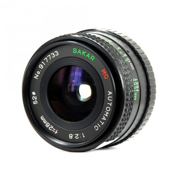 Sakar MC Automatic 28mm/2.8 (MD)