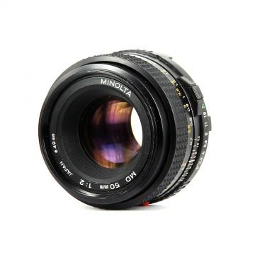 Minolta 50mm/2 (MD)