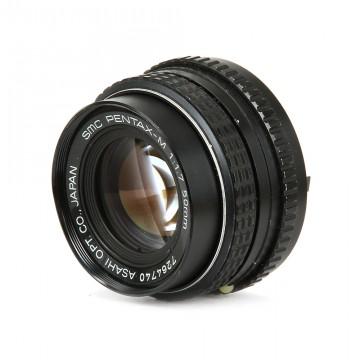 SMC Pentax-M 50mm/1.7 (K)