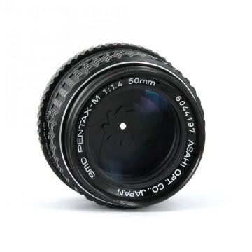 SMC Pentax-M 50mm/1.4 (K)