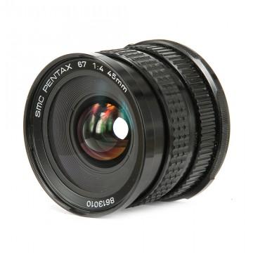 SMC Pentax-67 45mm/4 (Pentax 67)