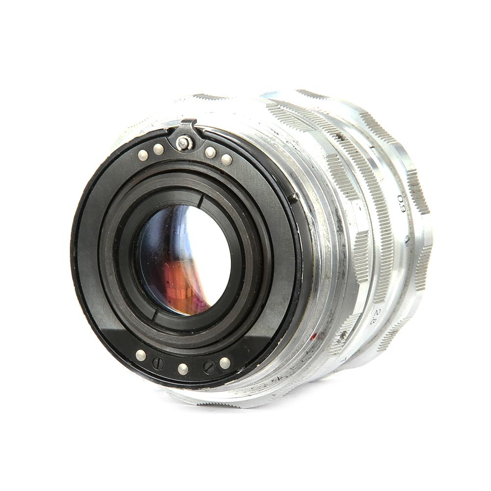советские объективы для среднеформатных фотокамер поразил