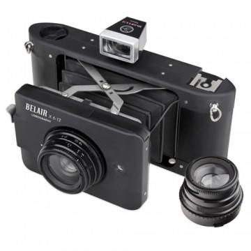 Lomography BELAIR X 6-12 (kit) 58mm/8,0 + 90mm/8,0