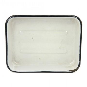Кювета 13х18см железная ванночка для печати фотографий