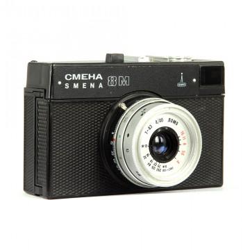 СМЕНА-8М (черная)
