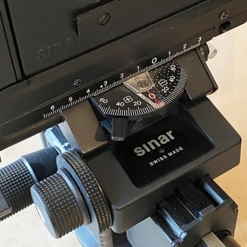 """Sinar F2 4х5"""" с многофункциональным мехом"""