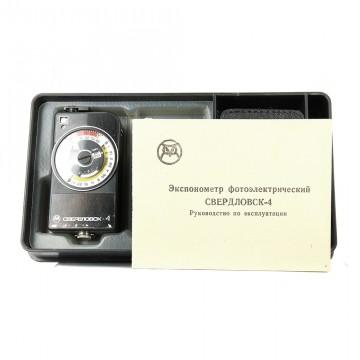 Экспонометр Свердловск-4