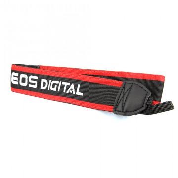 Ремень для фотоаппарата с надписью Canon EOS Digital