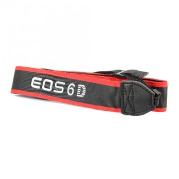 Ремень для фотоаппарата с надписью Canon EOS 6D