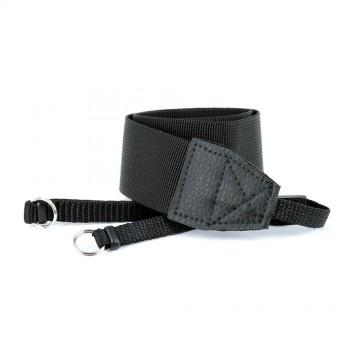 Ремень для фотоаппарата черный