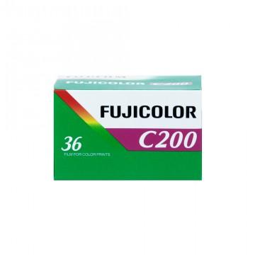 Fujifilm Fujicolor C 200/36