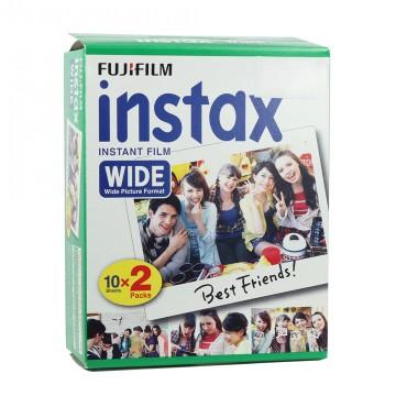 FujiFilm INSTAX wide 20 картридж