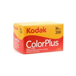 KODAK ColorPlus 200/36