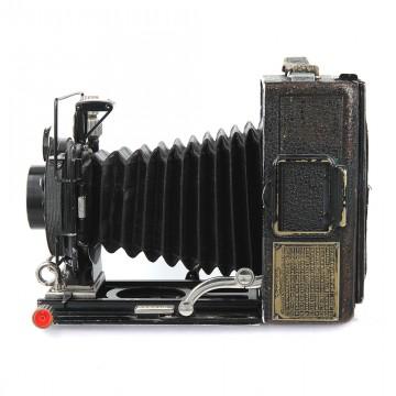 Форматная складная камера Voigtländer Bergheil 6,5x10 + Heliar 105mm/3,5