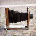 Форматная складная камера Торговый дом Николай Герасимов и Ко + И-4 210mm/4.5 №067