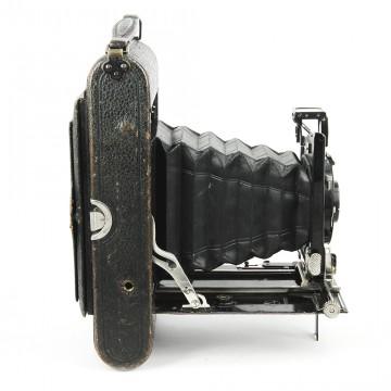 Форматная складная камера Ernemann BOB I 9x12 + Ernastigmat 135mm/6,8