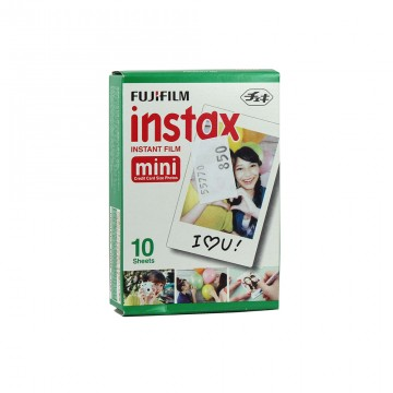 FujiFilm INSTAX mini 10 картридж