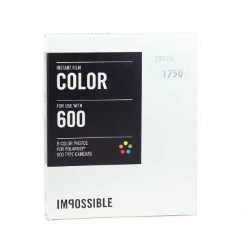 IMPOSSIBLE INSTANT film 600