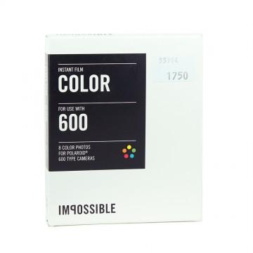 IMPOSSIBLE INSTANT film 600