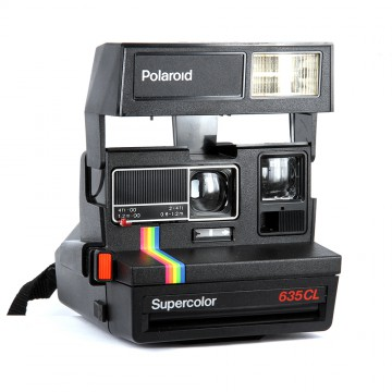 Фотоаппарат Polaroid supercolor 635CL