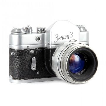 ЗЕНИТ-3 + Гелиос-44 58mm/2,0
