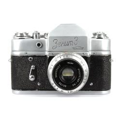 ЗЕНИТ-3 + Индустар-50 50mm/3,5