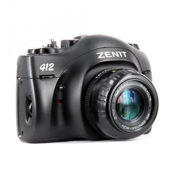 ЗЕНИТ-412 + MC Зенитар-M2s