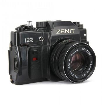ЗЕНИТ-122 + Гелиос 44М-6 58mm/2,0