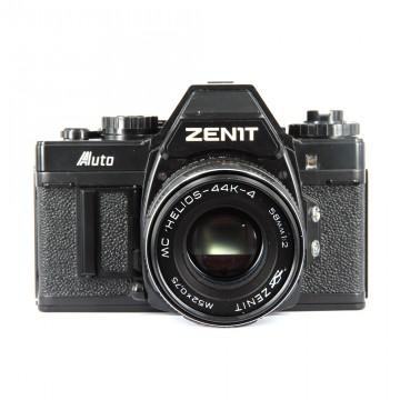 ЗЕНИТ-auto + МС Гелиос-44К-4 58mm/2,0