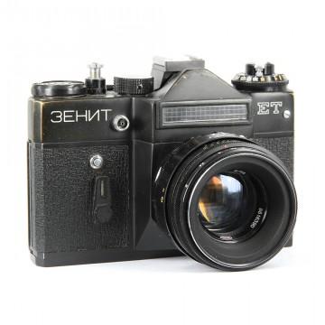 ЗЕНИТ-ЕТ + Гелиос-44-2 58mm/2,0