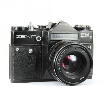 ЗЕНИТ-ЕМ + Гелиос-44м-4 58mm/2,0