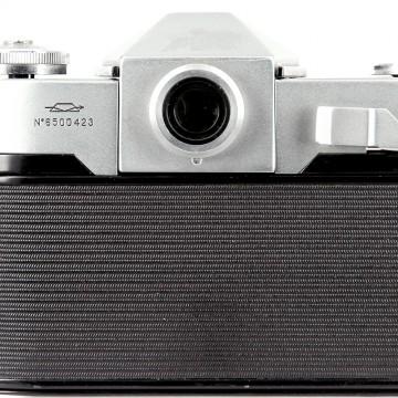 ЗЕНИТ-4 + Вега-3 50mm/2.8