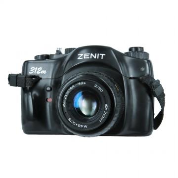 ЗЕНИТ-312m + MC Зенитар-M2s 50mm/2,0