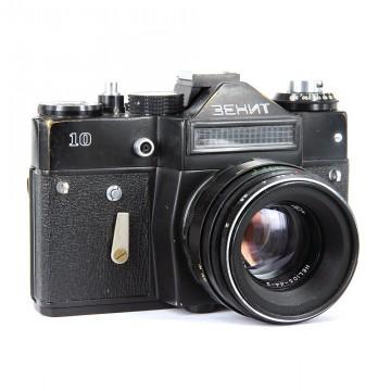 ЗЕНИТ-10 + Гелиос-44-2 58mm/2,0