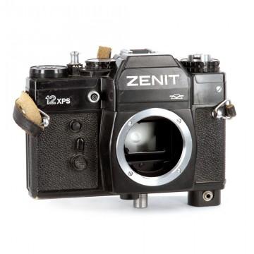 ЗЕНИТ-12 xps фотоснайпер без объектива.
