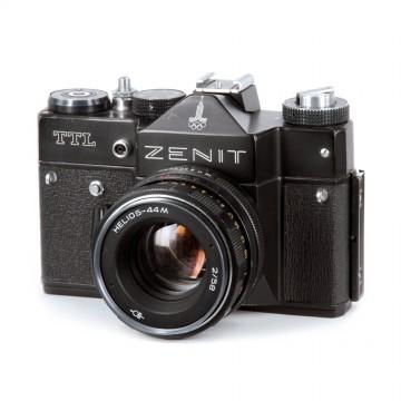 ЗЕНИТ-TTL (олимпийский) + Гелиос-44М