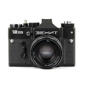 ЗЕНИТ-12 СД + Гелиос-44М-4 58mm/2,0