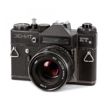 ЗЕНИТ-ЕТ + Гелиос-44м-4 58mm/2,0
