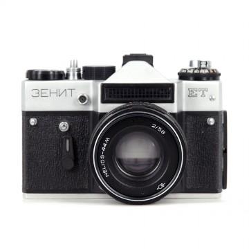 ЗЕНИТ-ЕТ + Гелиос-44м 58mm/2,0