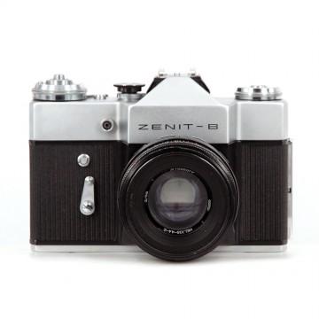 ЗЕНИТ-В + Гелиос-44-2 58mm/2,0