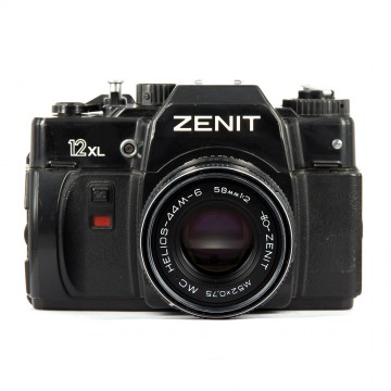 ЗЕНИТ-12XL + Гелиос-44М-6 58mm/2,0