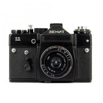 ЗЕНИТ-11 + Индустар 50 50mm/3,5