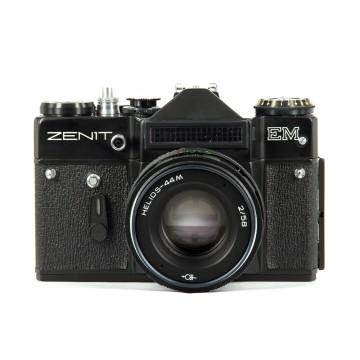ЗЕНИТ-ЕМ (экспортный) + Гелиос-44м 58mm/2,0