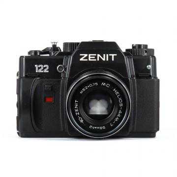 ЗЕНИТ-122 + Гелиос 44М-7