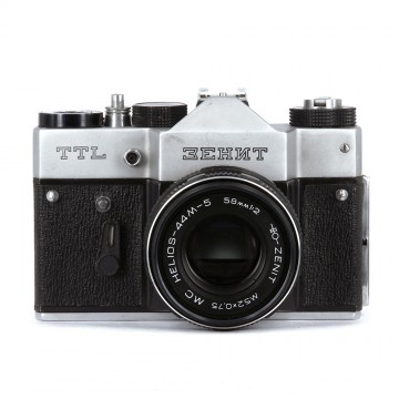 ЗЕНИТ-TTL + Гелиос-44М-5 58mm/2,0