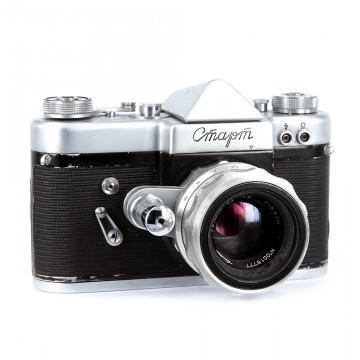 СТАРТ + Гелиос-44 58mm/2,0