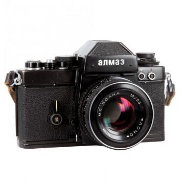 АЛМАЗ-103 + Волна МС 50mm/1.8