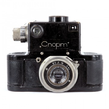 СПОРТ + Индустар-10 50mm/3,5