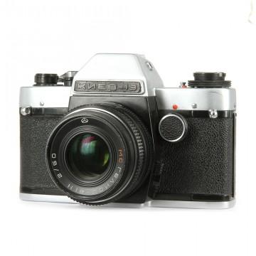 КИЕВ-19 + Гелиос-81Н MC 50mm/2